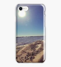 Sunshine at Lennox Head iPhone Case/Skin