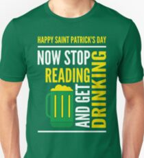 Saint Patrick's Day fun T-Shirt