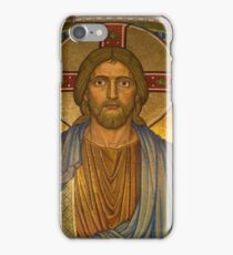 Jesus Christ Mosaic Easter Gift iPhone Case/Skin