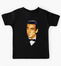 bond james bond Kids Tee