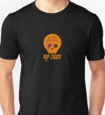 RIP ZIGGY - REST IN PEACE ZIGGY STARDUST Unisex T-Shirt