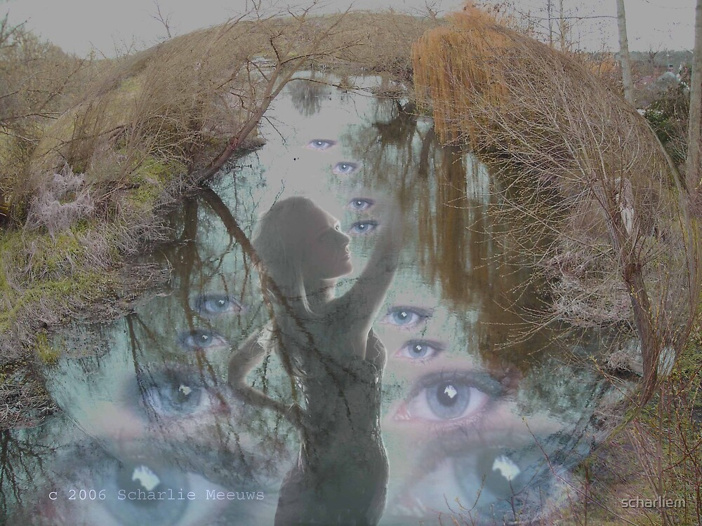 watereyes by scharliem