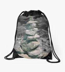 Italian Cairn Drawstring Bag