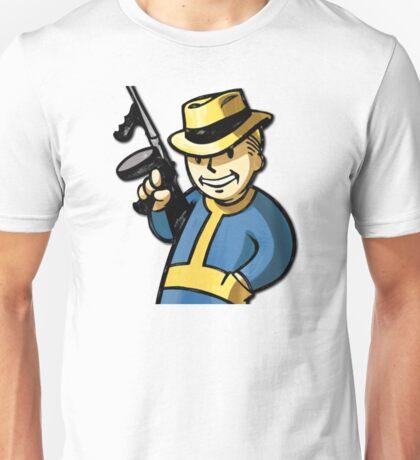 Fallout - Vault Boy Mobster Unisex T-Shirt