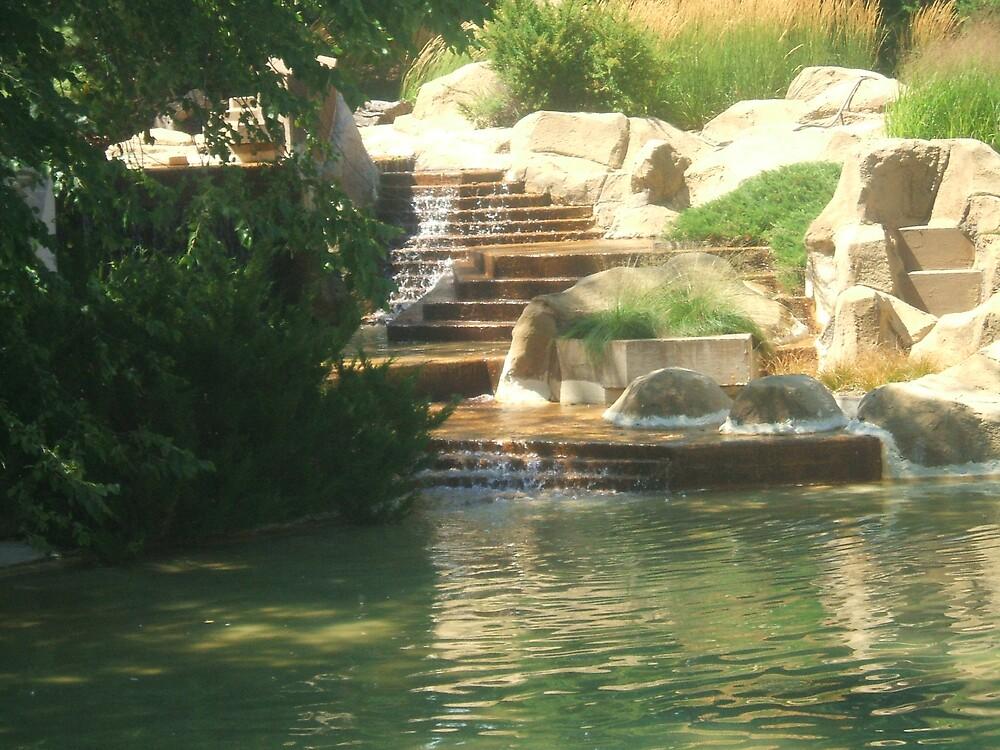 Waterflow by Raquel