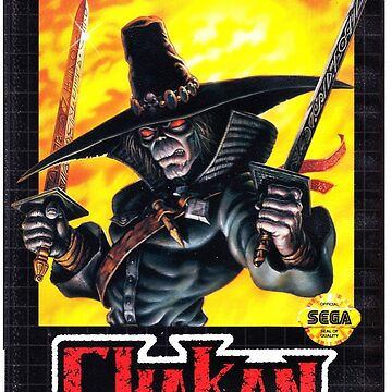 Chakan the Forever Man by nasty138