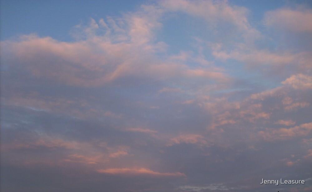 Heaven's looking good by Jenny Leasure
