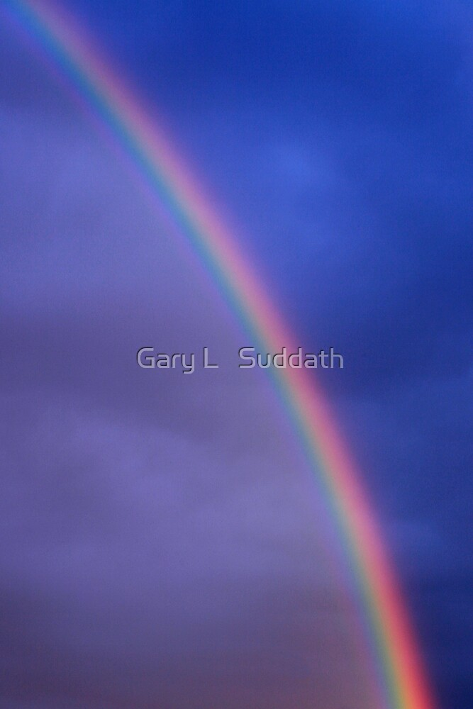 Rainbow II by Gary L   Suddath