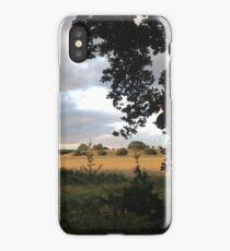 Norfolk fields  iPhone Case/Skin