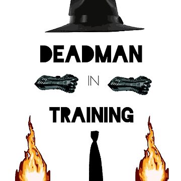 Deadman in training  by TheTwinBorn