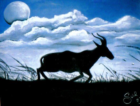 antelope by kaleidoscopecreation