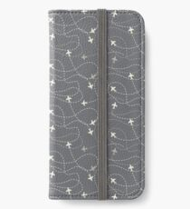 Flying Planes - Holiday Jet Airplane Aeroplane Aircraft iPhone Wallet/Case/Skin