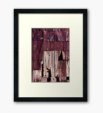 Wall-Bodie Framed Print