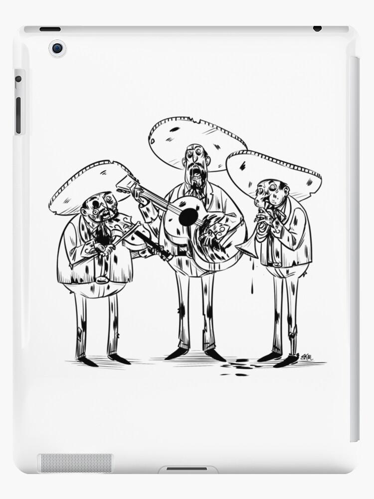 Mariachi Band  by Kate Moon