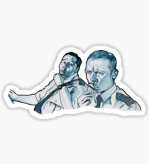 Hot Fuzz Sticker