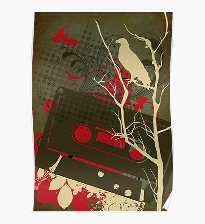 eagle cassette Poster