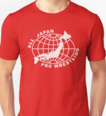All Japan Pro-Wrestling Unisex T-Shirt