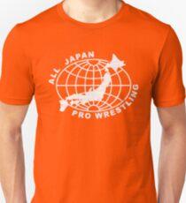 All Japan Pro-Wrestling T-Shirt