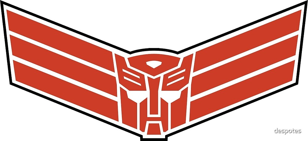 Cybertron Elite Guard Insignia in TF Animated Style by despotes