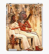 Ancient Egyptian painting iPad Case/Skin