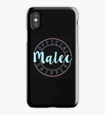 Official Malec Shipper cake iPhone Case