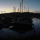 Sunset on Townsville by Jayson Gaskell