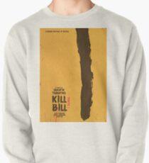 Kill Bill, Quentin Tarantino, movie poster, alternative, minimal version Pullover