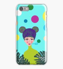 Playful Girl iPhone Case/Skin