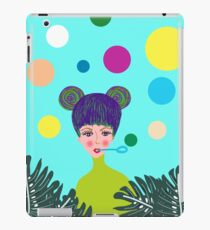 Playful Girl iPad Case/Skin