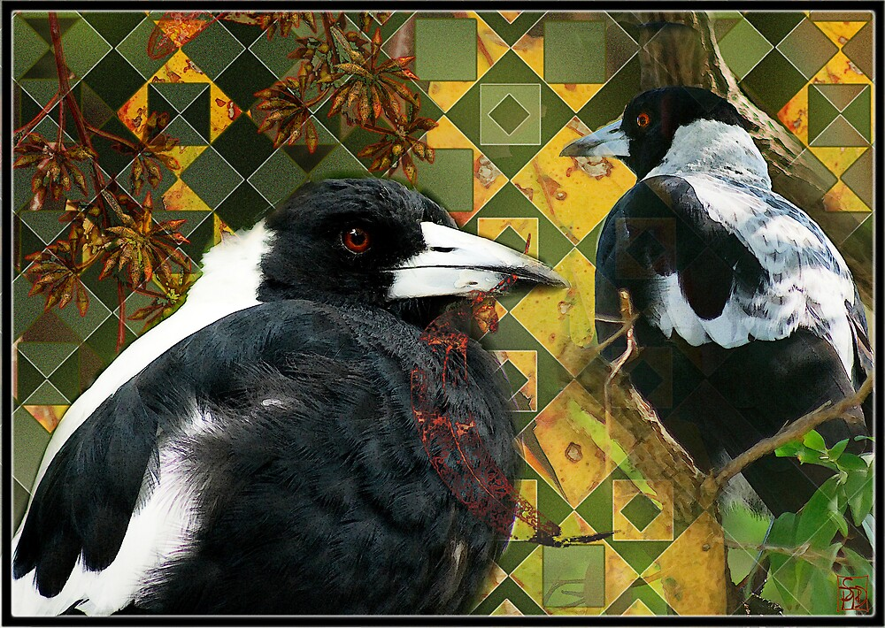 Magpie conference by Sabine Spiesser
