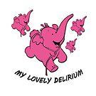 My Lovely Delirium 2017 by myart
