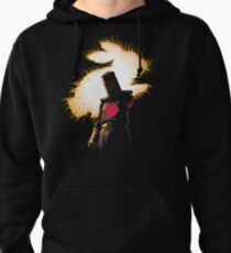 The Black Knight Rises Pullover Hoodie