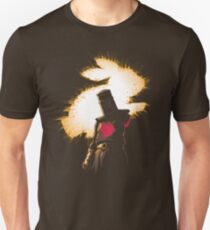 The Black Knight Rises Unisex T-Shirt