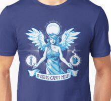 The Angel of Hangovers Unisex T-Shirt