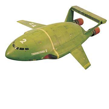 Thunderbird 2 by psionic001