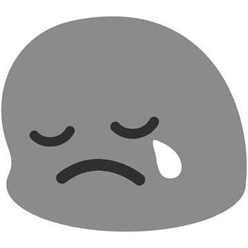 Sad Face by gobel