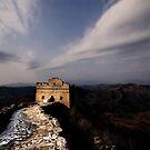 The Great Wall of China by Matthew Bonnington