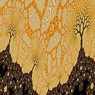 Tree Valley by Owen Kaluza
