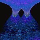 Cascade (Night version) by Owen Kaluza