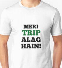 meri trip alag hain T-Shirt