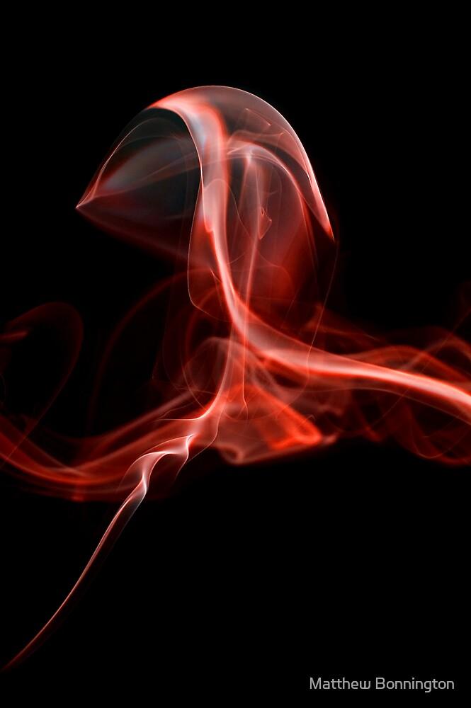 Black smoke 6 by Matthew Bonnington