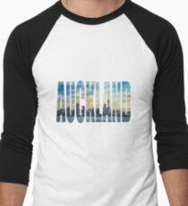 Aukland Men's Baseball ¾ T-Shirt