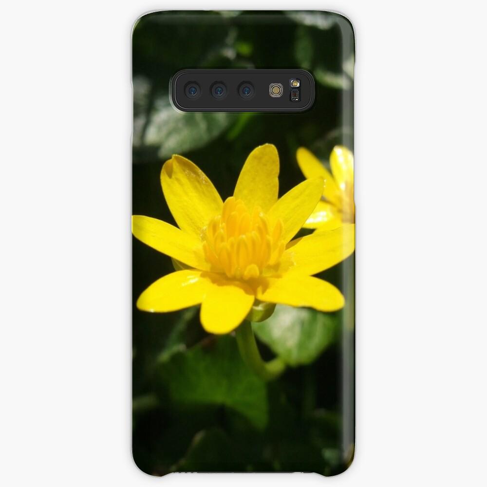 Lesser Celandine Samsung Galaxy Snap Case