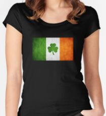 St Patricks Day T Shirt and Apparel Women's Fitted Scoop T-Shirt