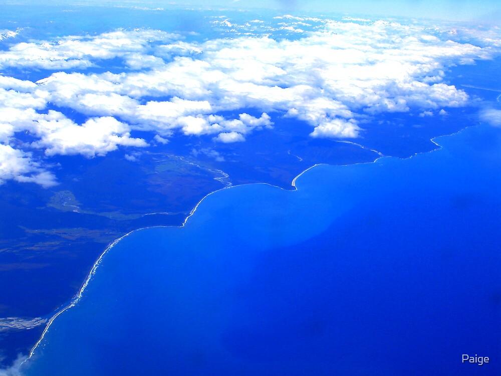 Kiwi Coastline by Paige