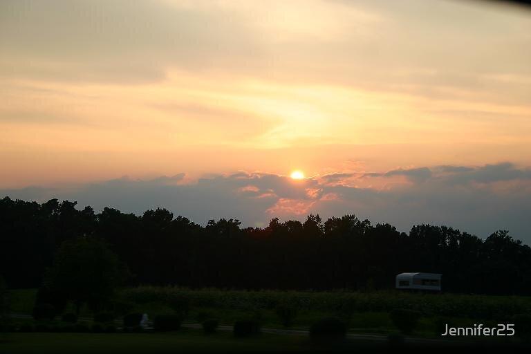 Sunset by Jennifer25
