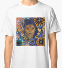 Psychedelic Hand Head Classic T-Shirt