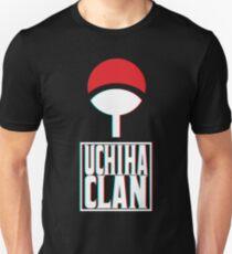 Uchiha Clan Logo 3d T-Shirt