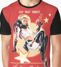 Nuka-Cola pin-up Graphic T-Shirt
