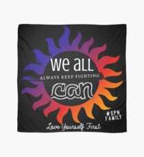We All Can (Supernatural Design) Scarf
